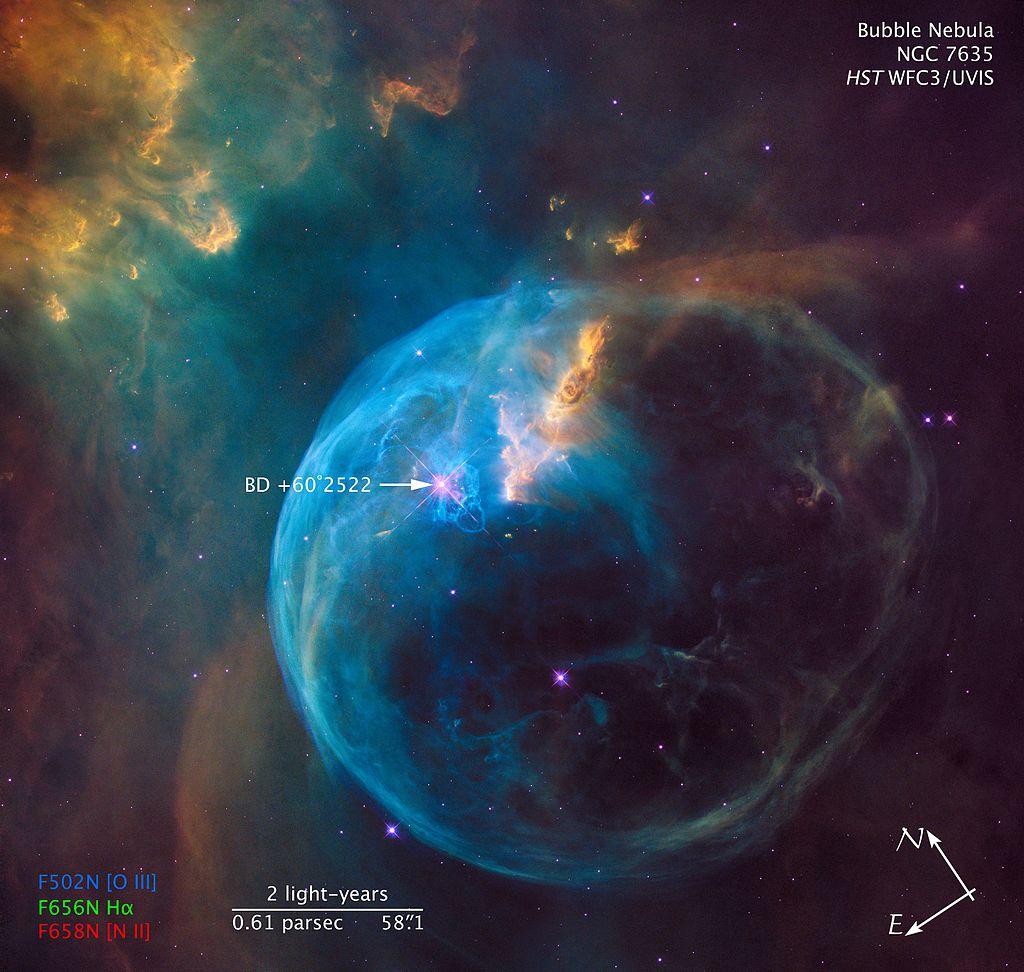Звезды Вольфа-Райе — монстры под вуалью - 14