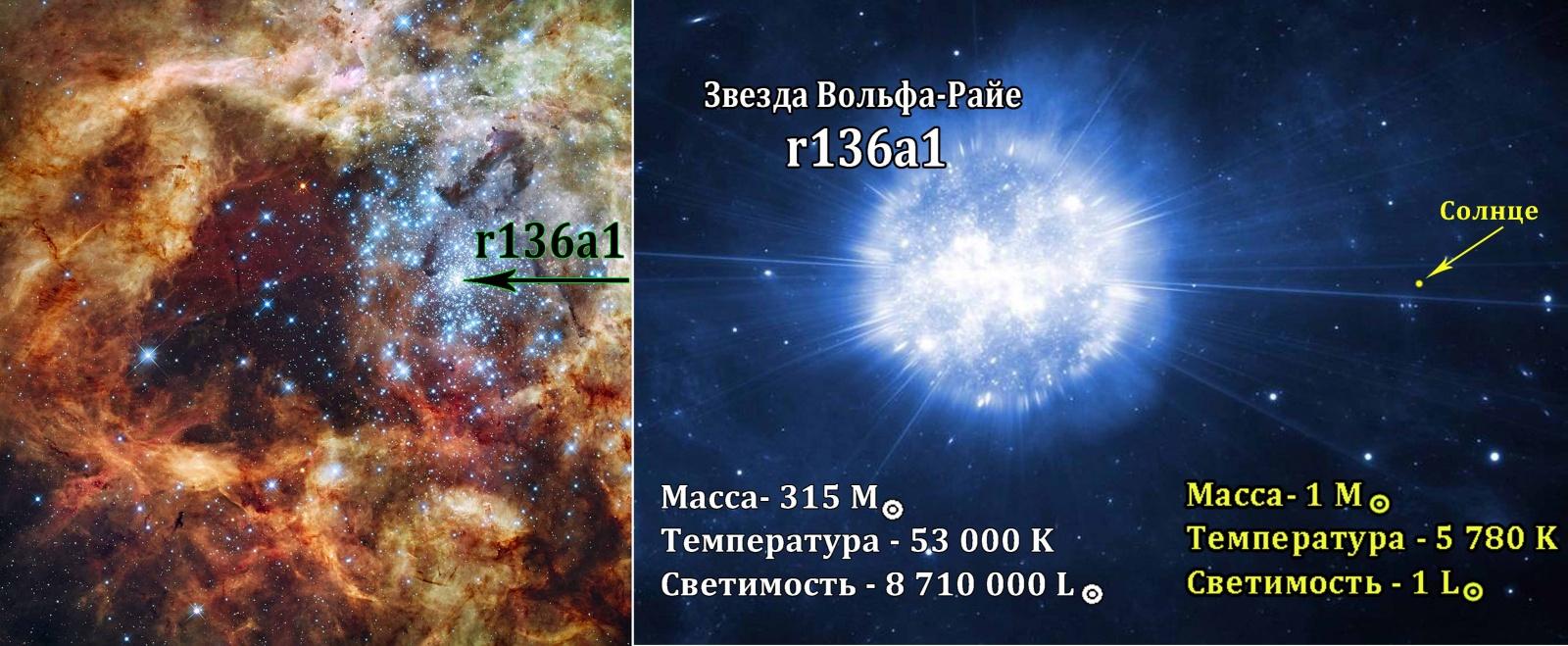 Звезды Вольфа-Райе — монстры под вуалью - 3