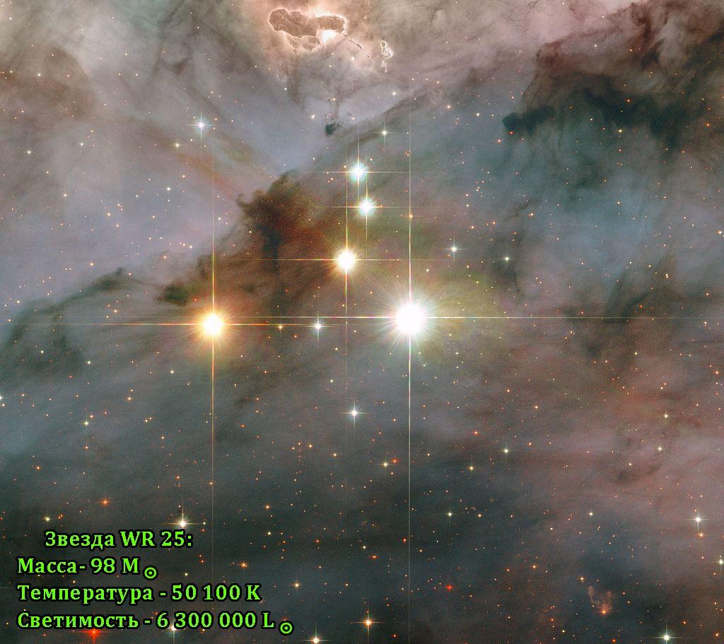 Звезды Вольфа-Райе — монстры под вуалью - 5