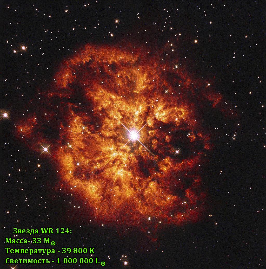 Звезды Вольфа-Райе — монстры под вуалью - 7