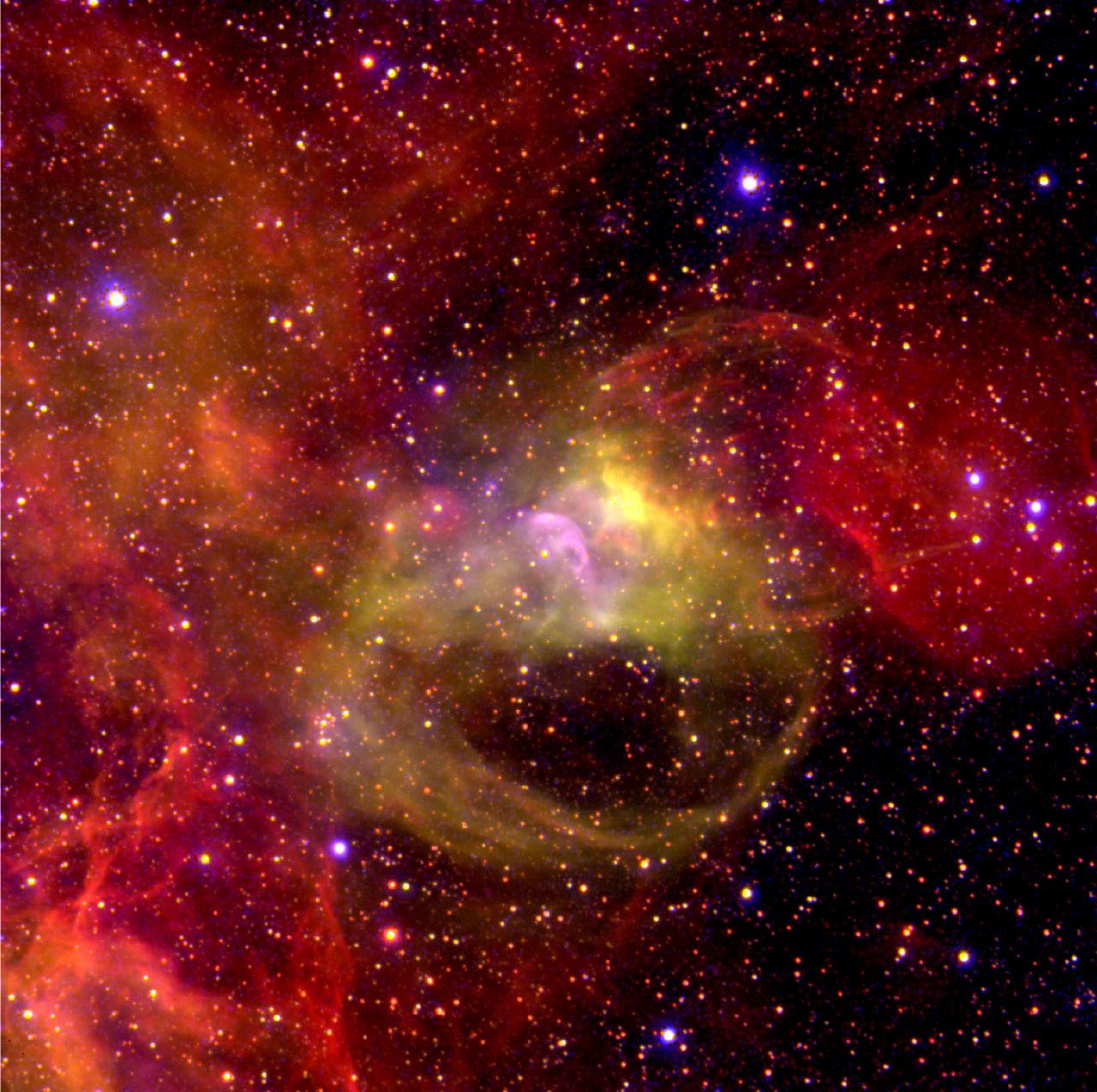 Звезды Вольфа-Райе — монстры под вуалью - 8