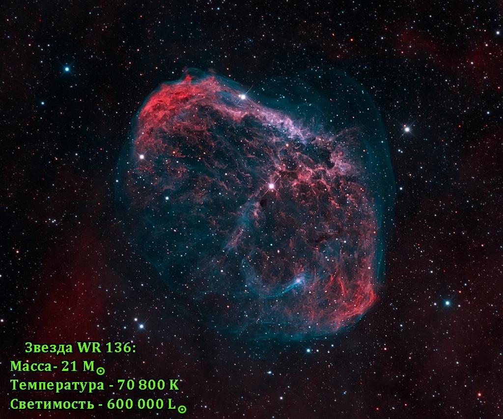 Звезды Вольфа-Райе — монстры под вуалью - 1
