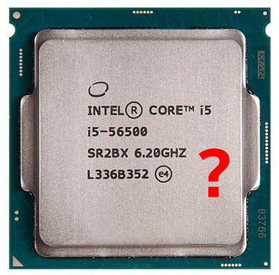 Intel обнуляет номера моделей процессоров. Но это не точно — будет голосование - 1