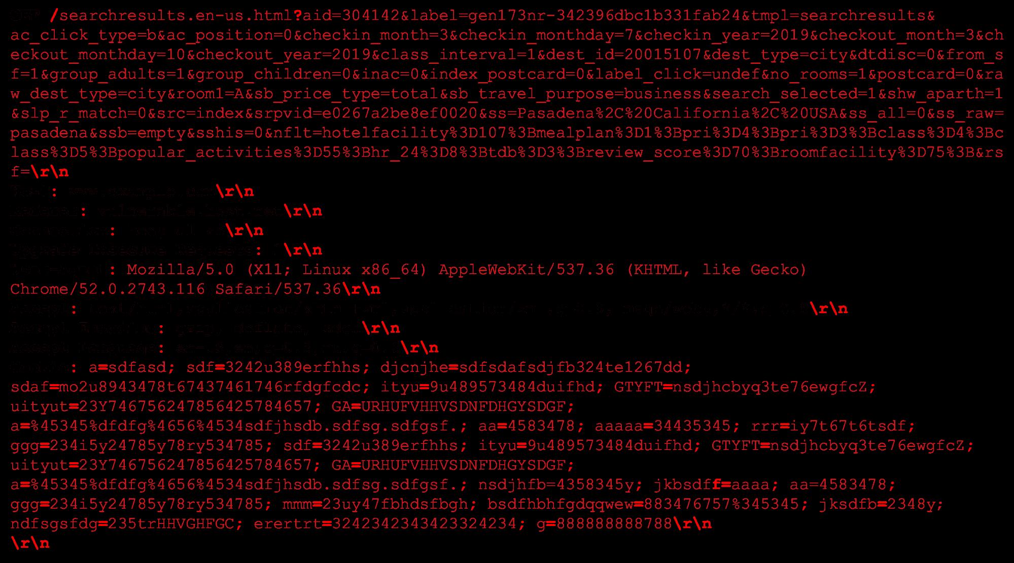 Алгоритмы быстрой обработки HTTP-строк - 3