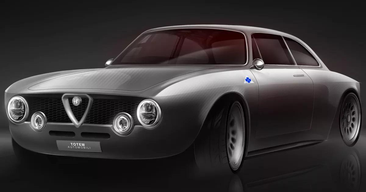 Из классического Alfa Romeo сделают 525-сильный электромобиль