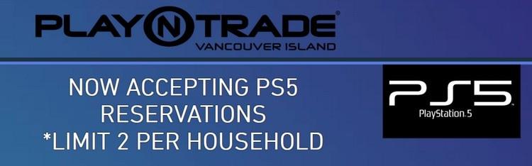 Канадский магазин предлагает оформить предзаказ на PlayStation 5 за 0
