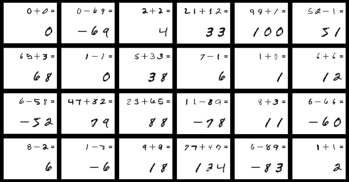 Нейросетевой калькулятор для сложения и вычитания не очень больших чисел - 3