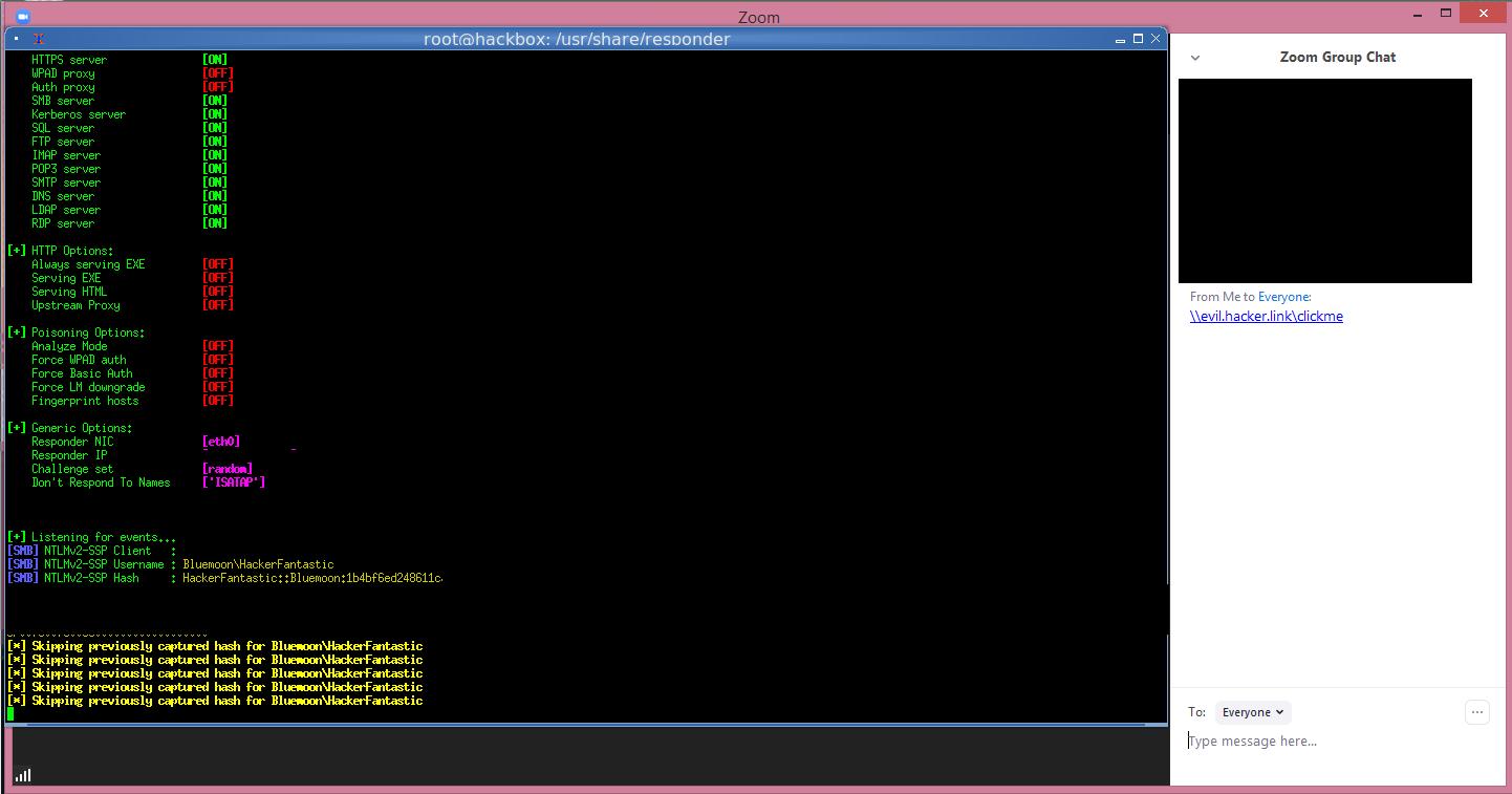 В Zoom обнаружена уязвимость, способная привести к компрометации учетных записей Windows - 3
