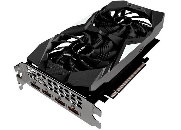 Видеокарты GeForce GTX 1650 с памятью GDDR6 начали появляться в продаже