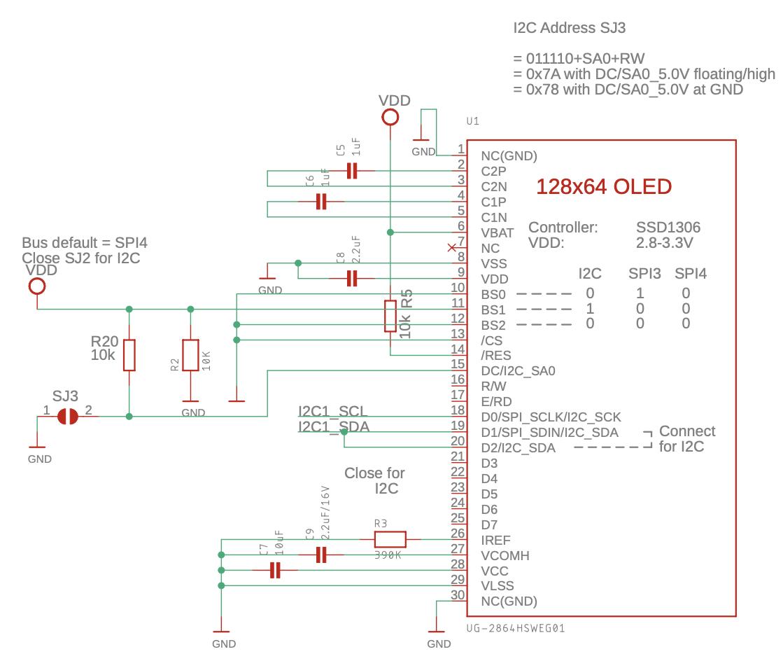 STM-32 Минимальная аудио плата - 4