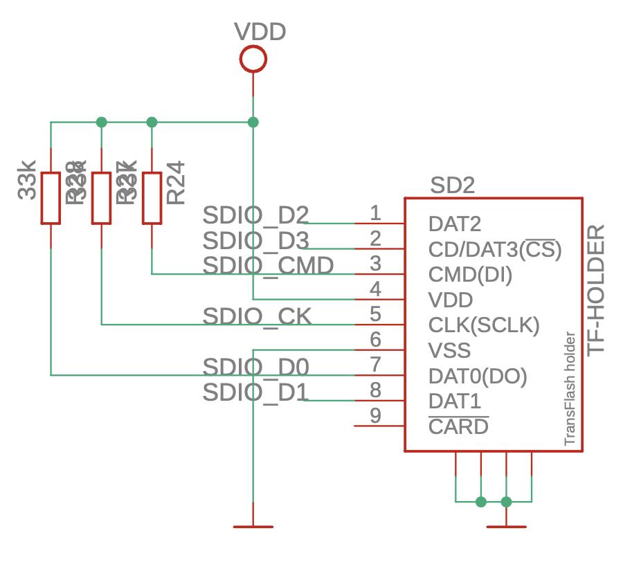 STM-32 Минимальная аудио плата - 5