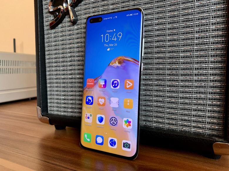 Если вы хотите топовый Huawei P40 Pro или P40 Pro+ с экраном Samsung, это возможно