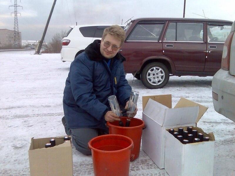 Инженерный спецназ: жара и холод - 1