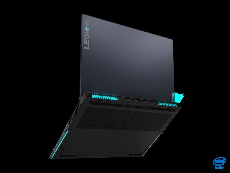 В игровых ноутбуках Lenovo Legion используются видеокарты Nvidia GeForce RTX 2080 Super и процессоры Intel Core H 10-го поколения
