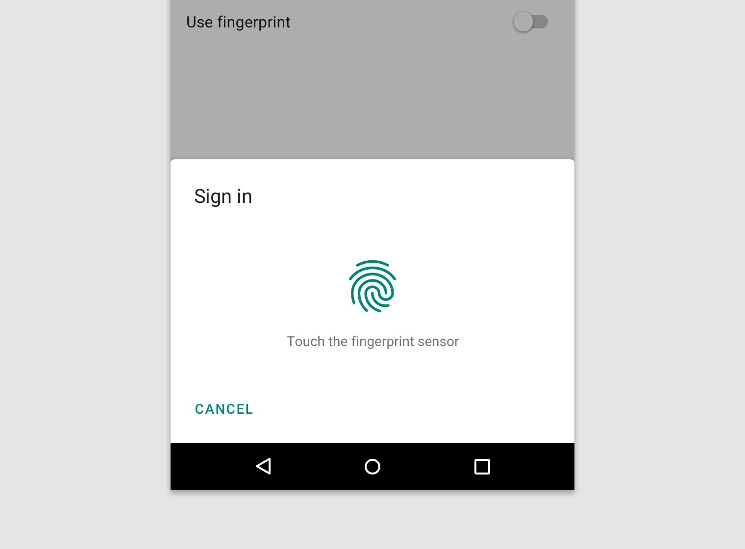 32 отличия дизайна мобильного приложения под iOS и Android - 21