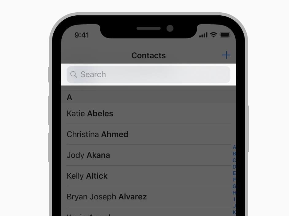 32 отличия дизайна мобильного приложения под iOS и Android - 40