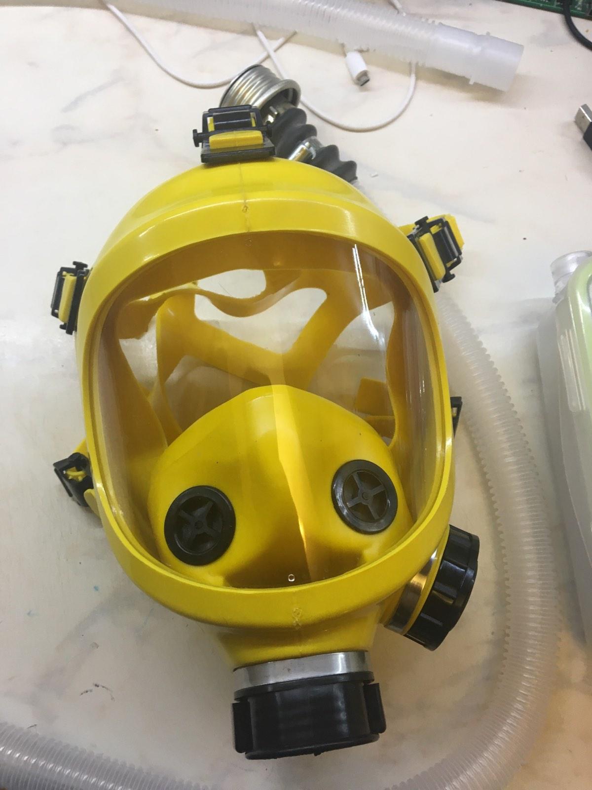 Моя попытка задержать COVID-19 (автономный дыхательный аппарат) - 10