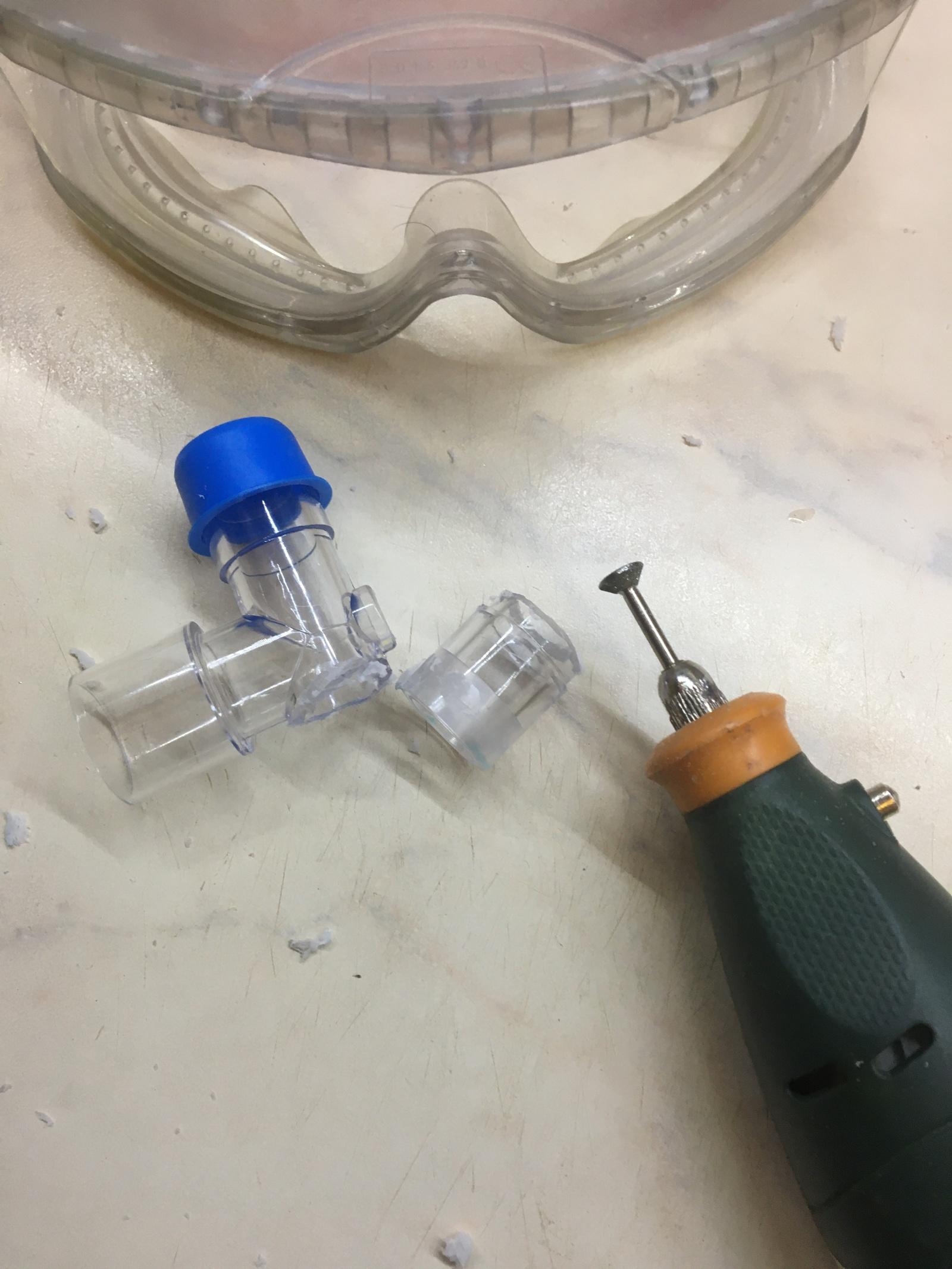 Моя попытка задержать COVID-19 (автономный дыхательный аппарат) - 26