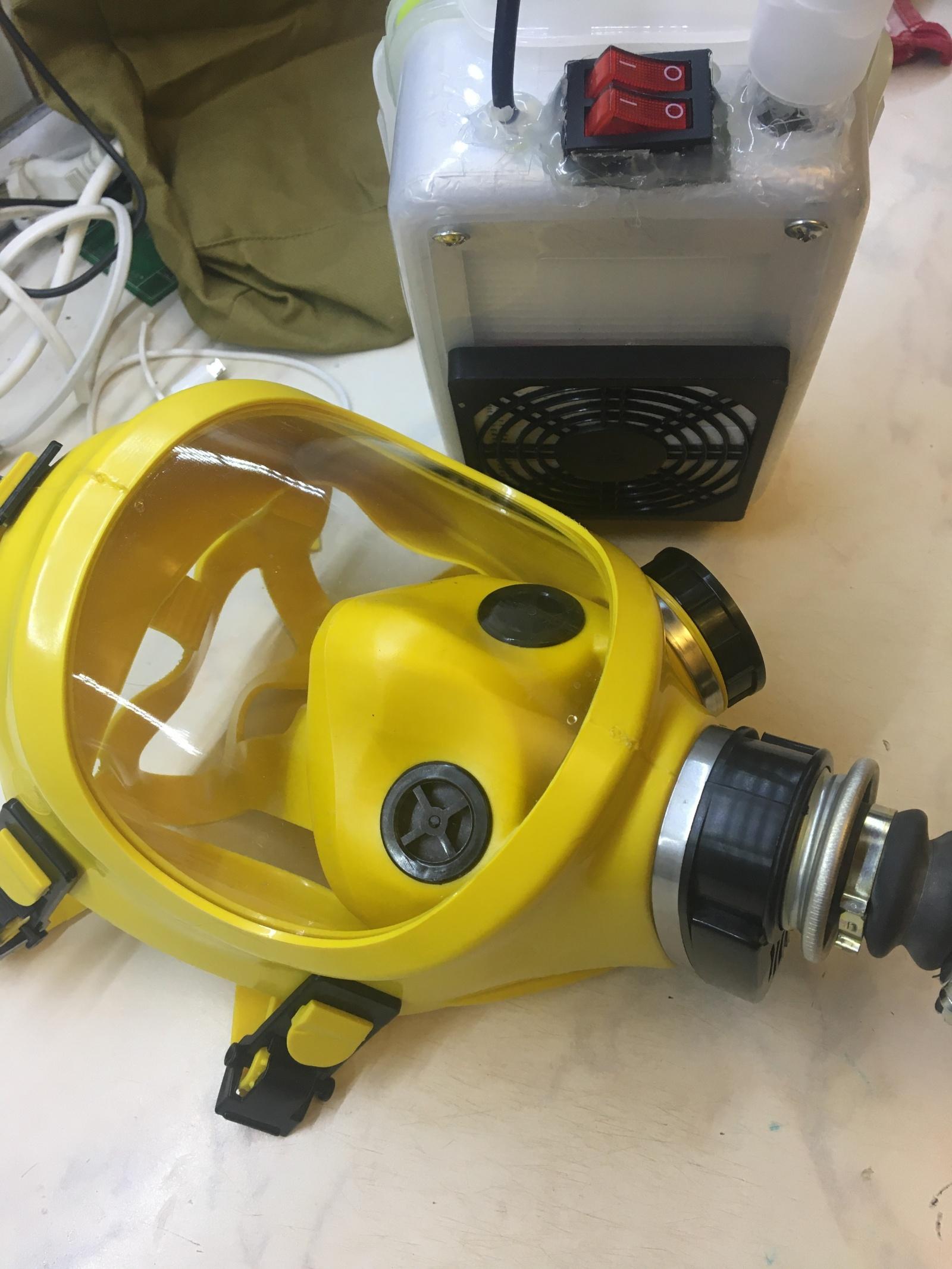 Моя попытка задержать COVID-19 (автономный дыхательный аппарат) - 33