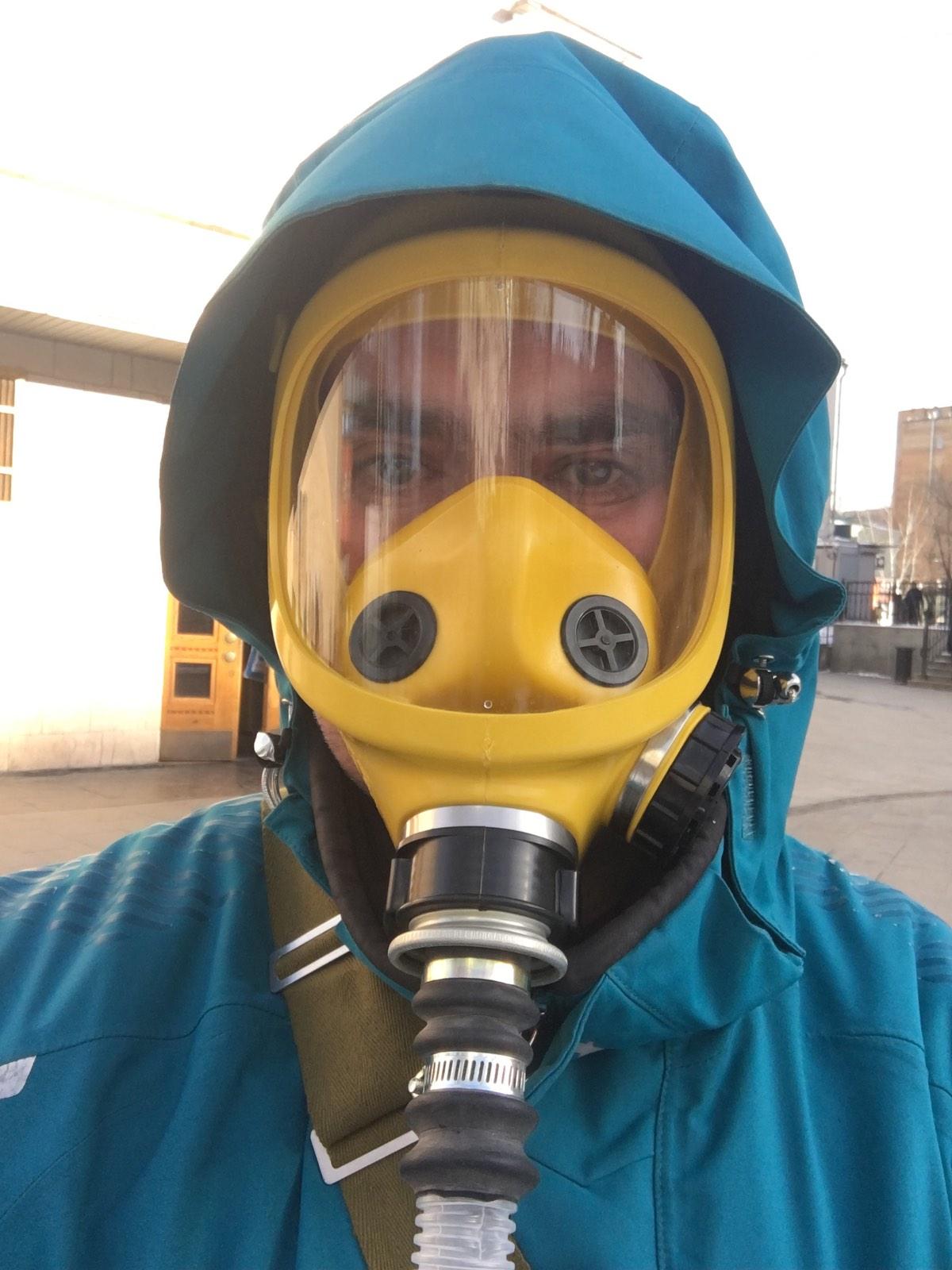 Моя попытка задержать COVID-19 (автономный дыхательный аппарат) - 1