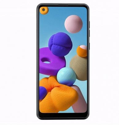 Самый дешёвый смартфон Samsung с квадрокамерой? К выходу на рынок готовится Galaxy A21