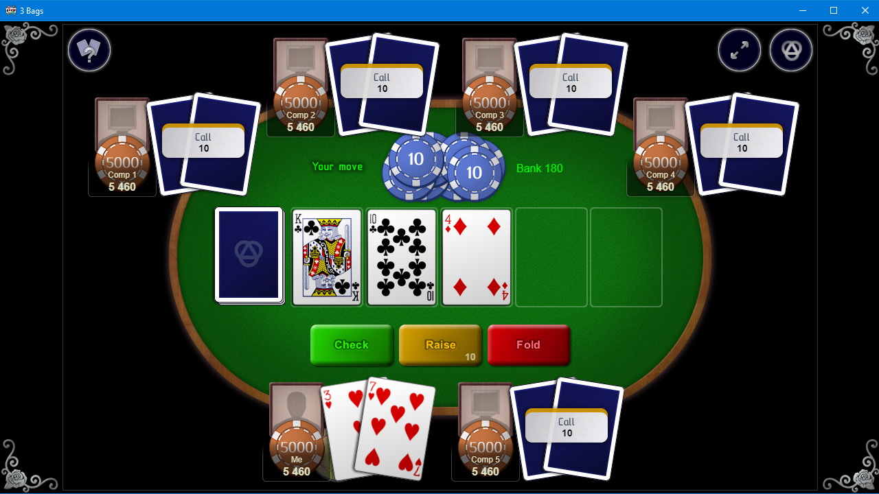 Персональный Лас-Вегас, или игра в браузерном расширении - 7