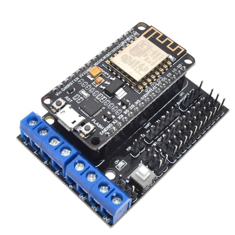 Самоходная платформа на МК esp8266 с micropython - 3