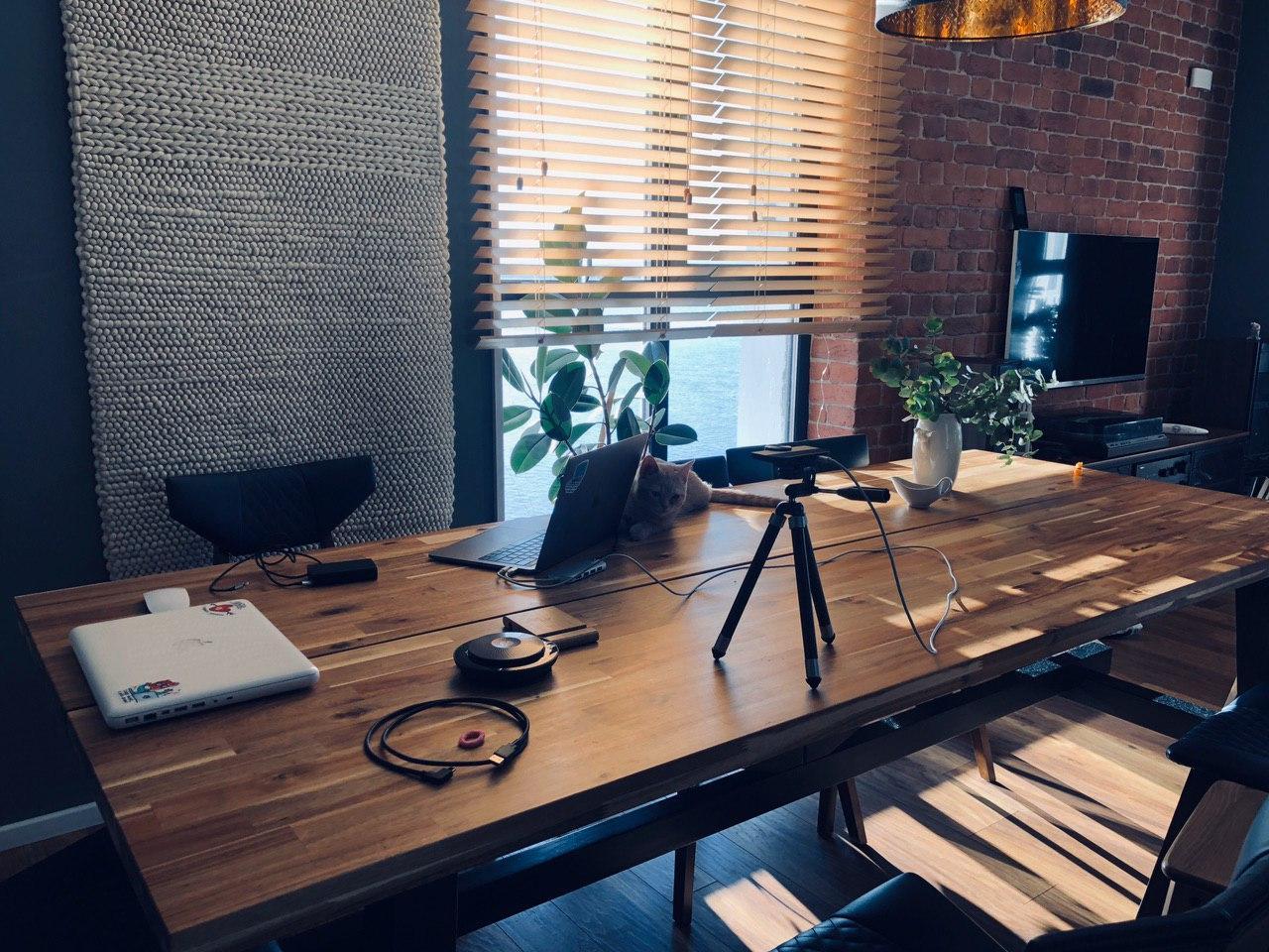 Собрал на Jabra Panacast комбайн для видеоконференций, плюс и минусы для офиса и дома - 29