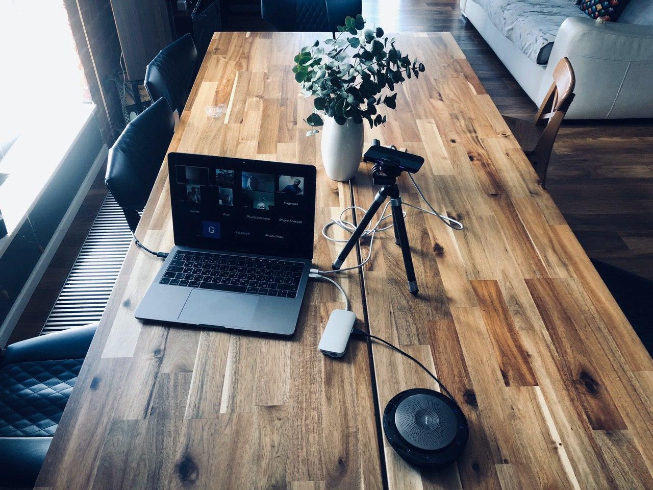 Собрал на Jabra Panacast комбайн для видеоконференций, плюс и минусы для офиса и дома - 1