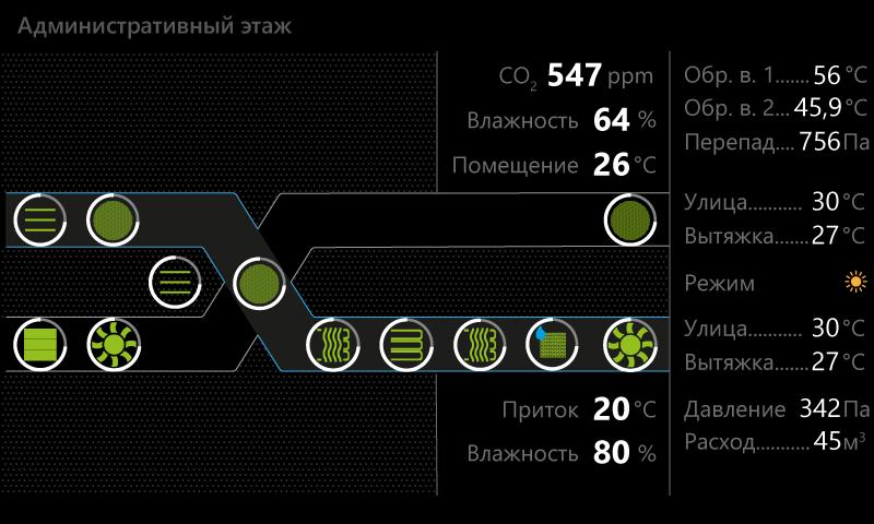 Дизайн интерфейса для промышленного контроллера - 10