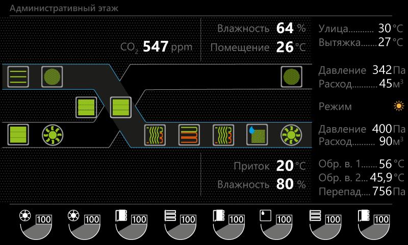 Дизайн интерфейса для промышленного контроллера - 9