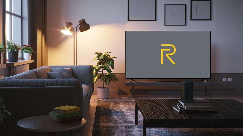 Первый Realme TV замечен в Сети