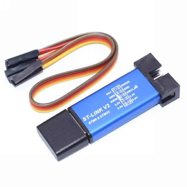 Rust Embedded. Разработка под процессоры Cortex-M3 на примере отладочной платы STM32F103C8T6 (Black Pill) - 2