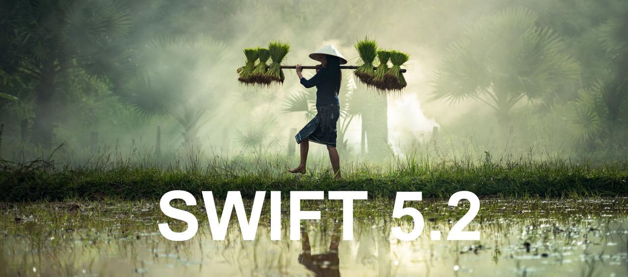 Swift 5.2. Обзор всех изменений - 1