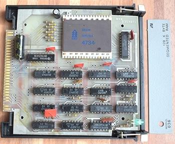 KleinComputer KC 85-4 — модульность из прошлого - 25