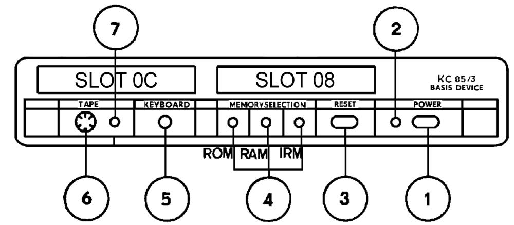 KleinComputer KC 85-4 — модульность из прошлого - 3