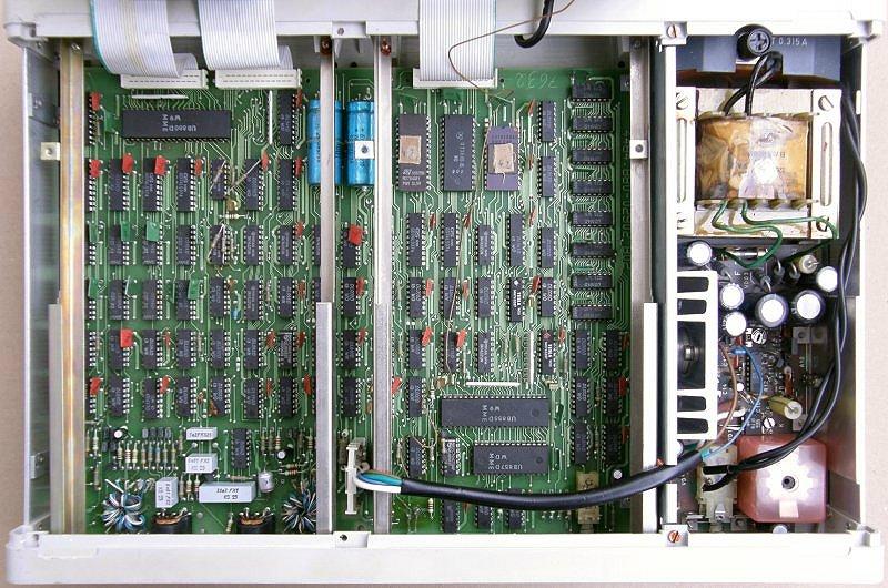 KleinComputer KC 85-4 — модульность из прошлого - 56