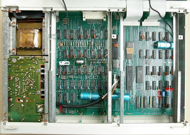 KleinComputer KC 85-4 — модульность из прошлого - 57