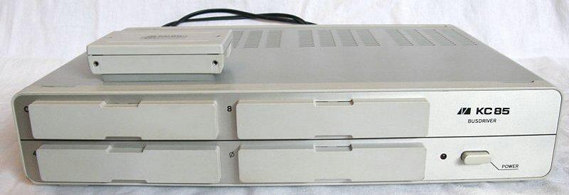 KleinComputer KC 85-4 — модульность из прошлого - 9