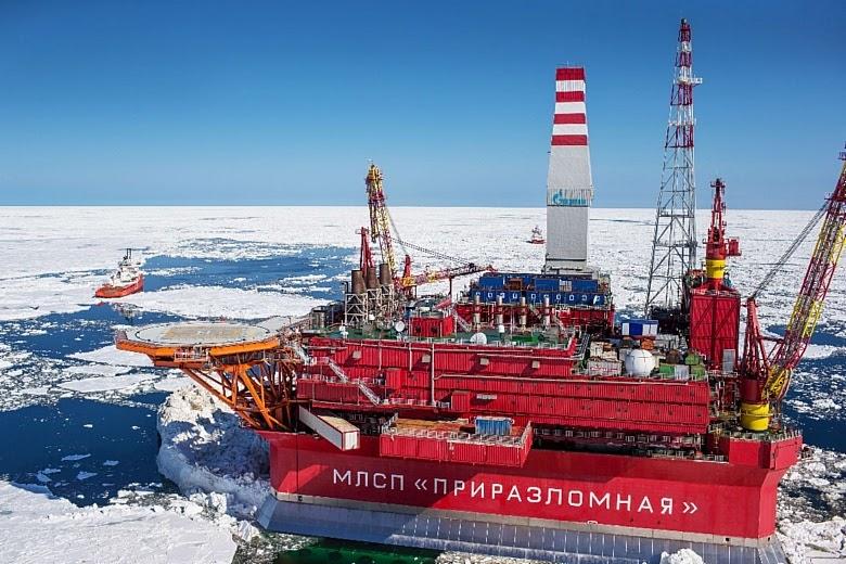 Как ищут нефть в России - 3