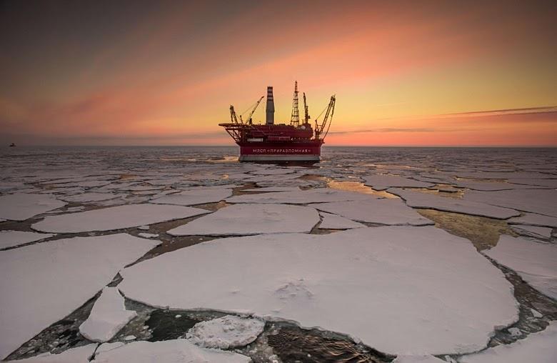 Как ищут нефть в России - 1