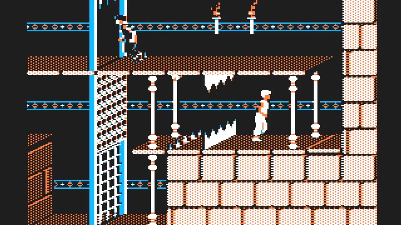 Как создателю Prince of Persia удалось преодолеть ограничения памяти Apple II - 1