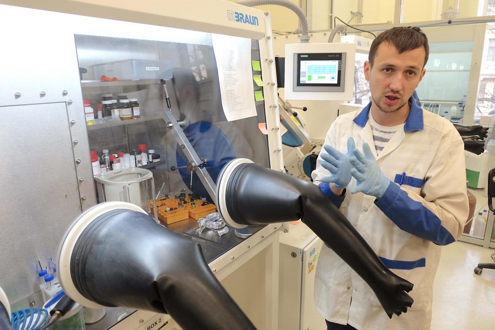 Фотоэкскурсия: что делают в лаборатории гибридной нанофотоники и оптоэлектроники Нового физтеха ИТМО - 10