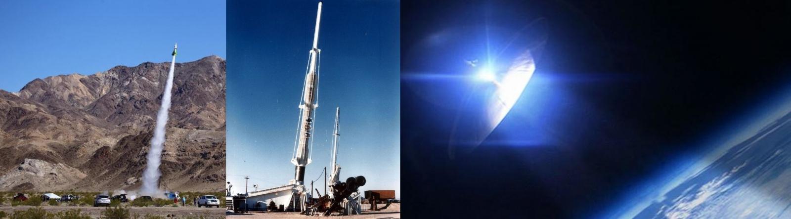 Космическая пушка, паровая ракета и орбитальное зеркало - 1