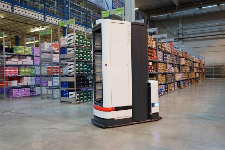 Ожидается, что рынок автономных мобильных роботов к 2030 году достигнет 220,6 млрд долларов