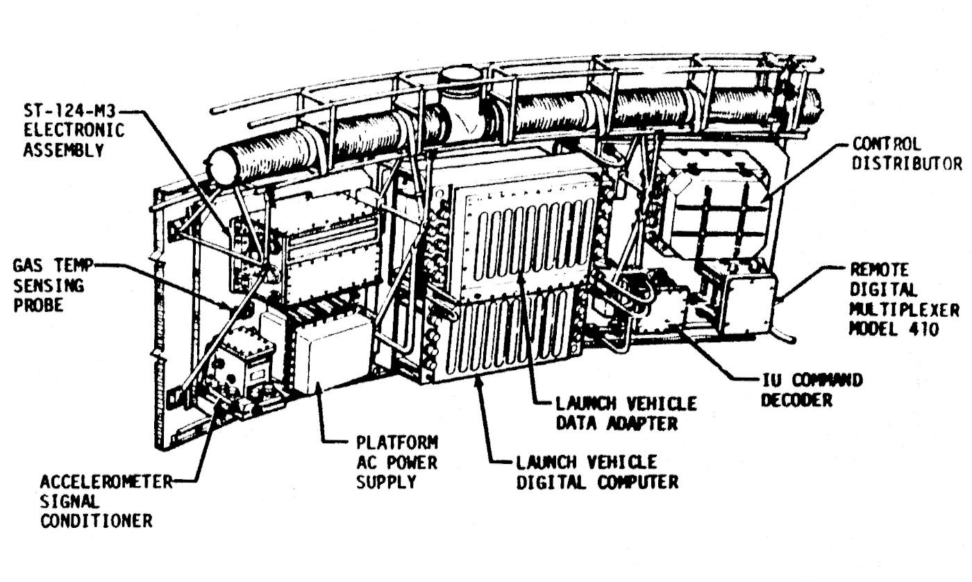 Печатная плата с ракеты Сатурн-5 – обратная разработка с пояснениями - 19