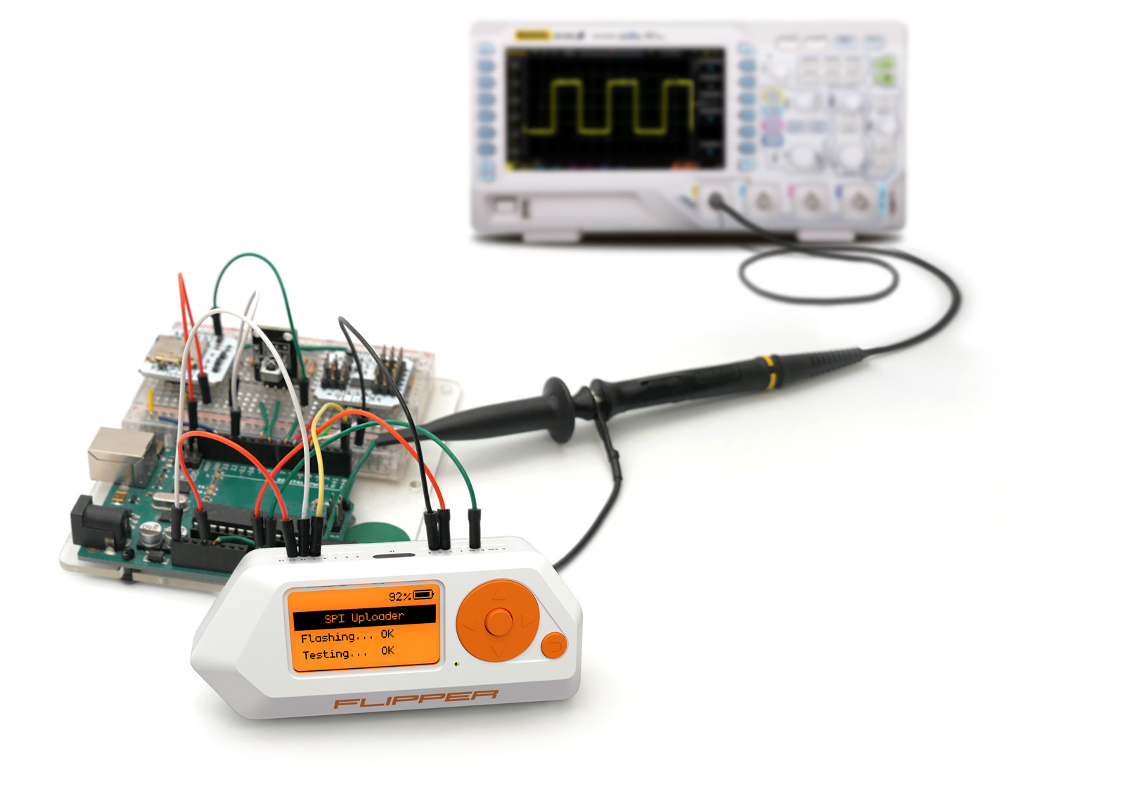 Flipper Zero-One — теперь два устройства. Подготовка к Кикстартеру - 10