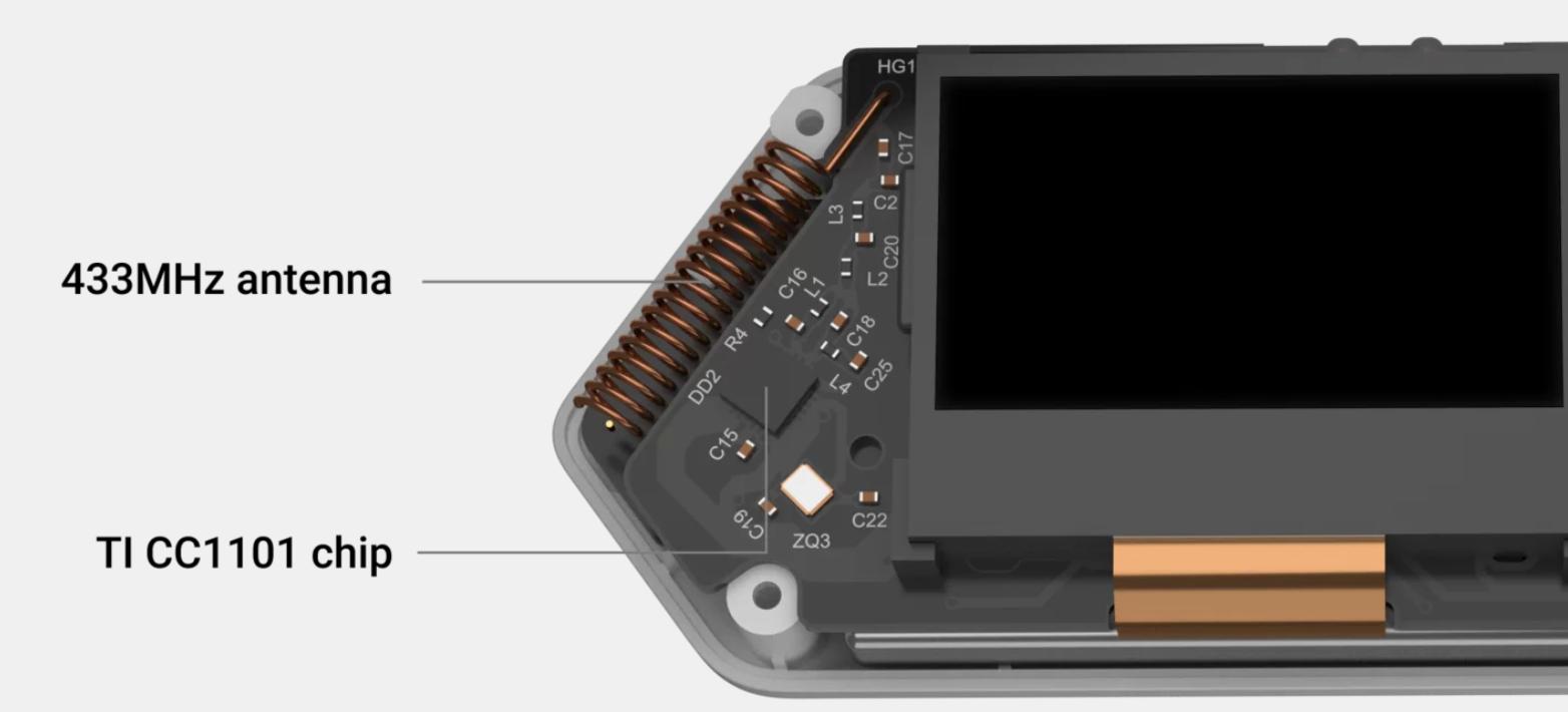 Flipper Zero-One — теперь два устройства. Подготовка к Кикстартеру - 6