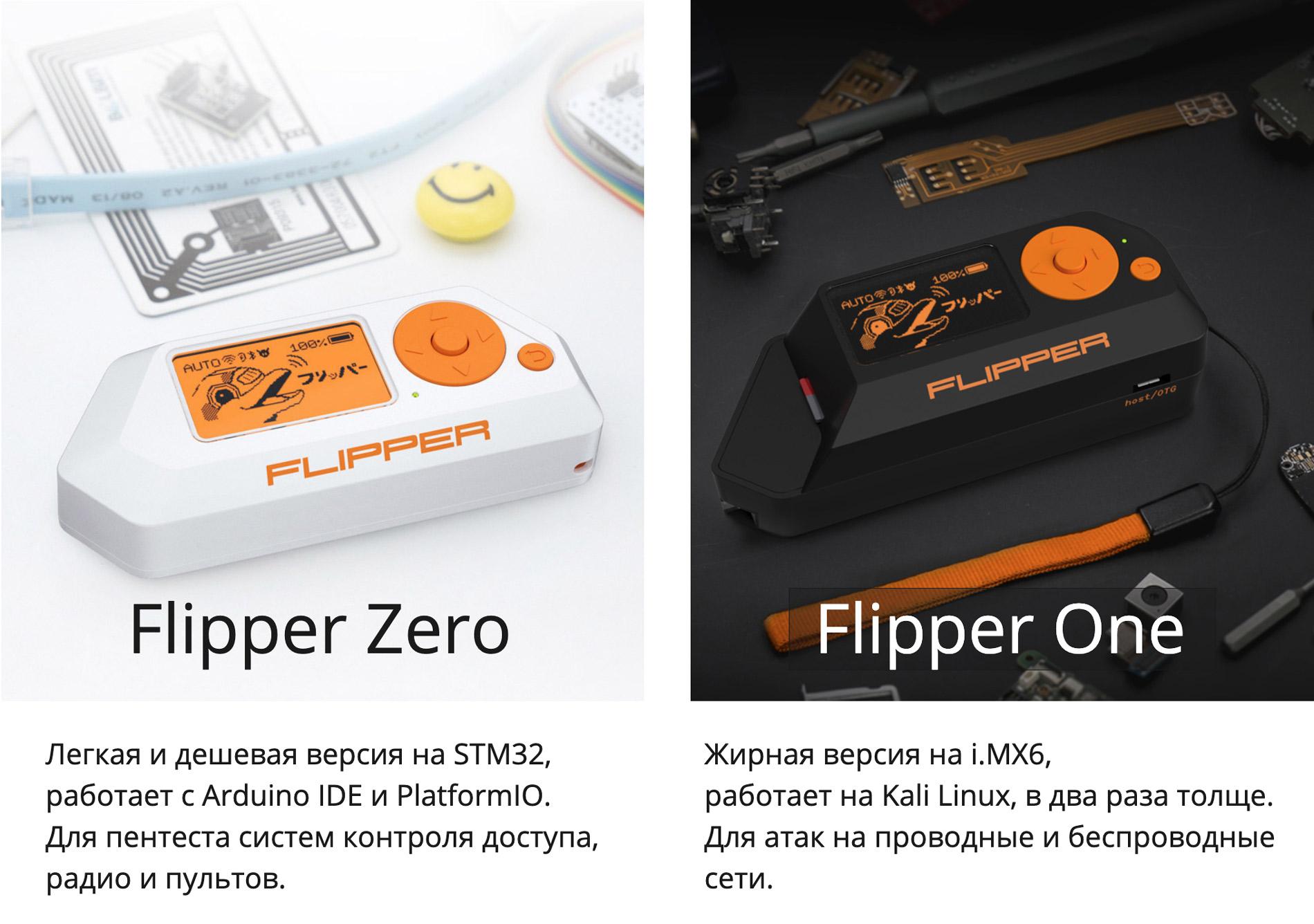 Flipper Zero-One — теперь два устройства. Подготовка к Кикстартеру - 1