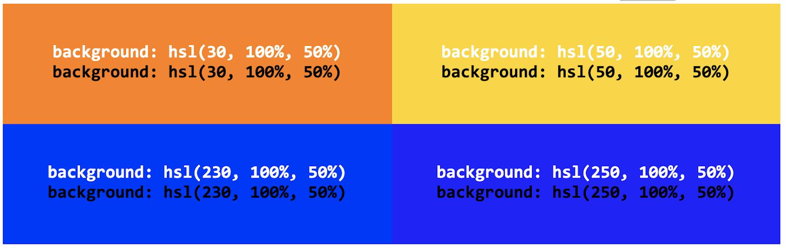 LCH-цвета в CSS - 3